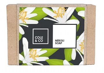 Sebon Cole & Co Soap - Neroli